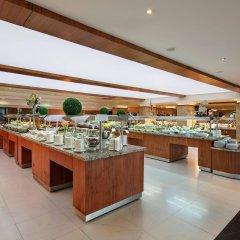 Отель Crystal Flora Beach Resort питание