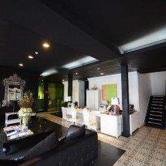 Отель Heritage Baan Silom Бангкок интерьер отеля фото 3