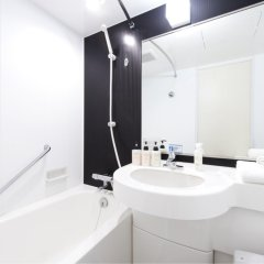 Отель Villa Fontaine Tokyo-Otemachi Япония, Токио - отзывы, цены и фото номеров - забронировать отель Villa Fontaine Tokyo-Otemachi онлайн ванная