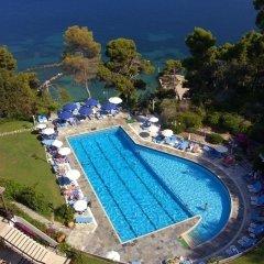 Corfu Holiday Palace Hotel Корфу бассейн фото 2