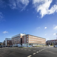 Отель Aalborg Somandshjem Алборг фото 10