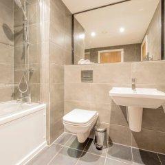 Апартаменты Modern 2 Bedroom Apartment in Northern Quarter комната для гостей фото 5