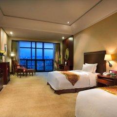 Отель Jin Jiang International Hotel Xi'an Китай, Сиань - отзывы, цены и фото номеров - забронировать отель Jin Jiang International Hotel Xi'an онлайн комната для гостей фото 2