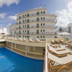 Отель Hostal Florencio бассейн