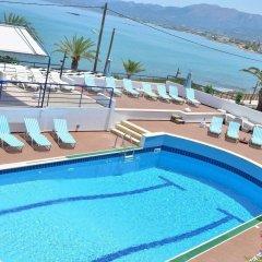 Отель Thisvi бассейн фото 3