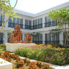 Отель Champa Island Nha Trang Resort Hotel & Spa Вьетнам, Нячанг - 1 отзыв об отеле, цены и фото номеров - забронировать отель Champa Island Nha Trang Resort Hotel & Spa онлайн интерьер отеля