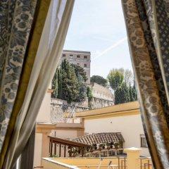 Отель Emmaus балкон