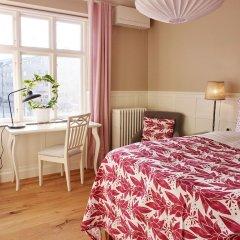 Отель CheckInn Bed & Breakfast Швеция, Лунд - отзывы, цены и фото номеров - забронировать отель CheckInn Bed & Breakfast онлайн комната для гостей фото 3