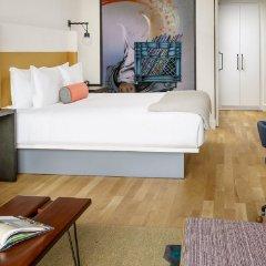 Отель Indigo Lower East Side New York, an IHG Hotel США, Нью-Йорк - отзывы, цены и фото номеров - забронировать отель Indigo Lower East Side New York, an IHG Hotel онлайн комната для гостей фото 4