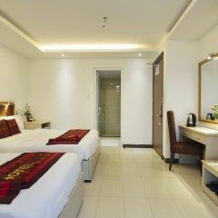 Отель Ruby Tran Phu Street Нячанг комната для гостей фото 8