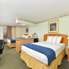 Отель Americas Best Value Inn Three Rivers комната для гостей фото 5
