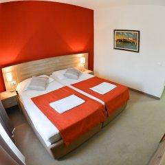 Отель Putnik Сербия, Нови Сад - отзывы, цены и фото номеров - забронировать отель Putnik онлайн комната для гостей фото 5