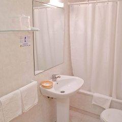 Hotel Central Playa ванная