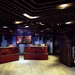 Metropark Hotel Wanchai Hong Kong интерьер отеля