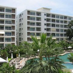 Апартаменты Wongamat Privacy By Good Luck Apartments Паттайя балкон