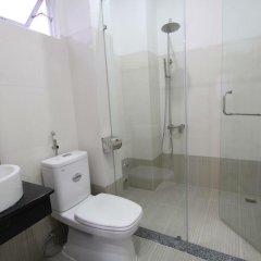 Апартаменты Bach Duong Apartment ванная фото 2