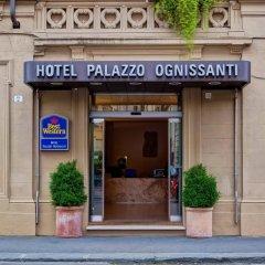 Hotel Palazzo Ognissanti вид на фасад фото 2
