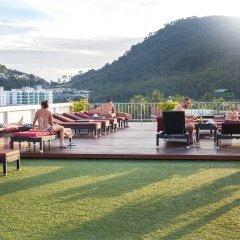 Отель Paripas Patong Resort бассейн фото 2