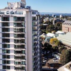 Отель DoubleTree by Hilton Hotel & Suites Victoria Канада, Виктория - отзывы, цены и фото номеров - забронировать отель DoubleTree by Hilton Hotel & Suites Victoria онлайн фото 5