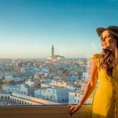 Отель Hyatt Regency Casablanca Марокко, Касабланка - отзывы, цены и фото номеров - забронировать отель Hyatt Regency Casablanca онлайн балкон