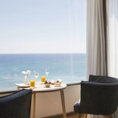 Alion Beach Hotel in Ayia Napa, Cyprus from 211$, photos, reviews - zenhotels.com in-room dining