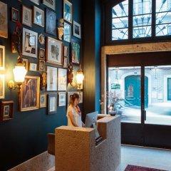 Отель Dear Lisbon Gallery House Португалия, Лиссабон - отзывы, цены и фото номеров - забронировать отель Dear Lisbon Gallery House онлайн интерьер отеля фото 2
