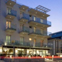 Hotel Stella D'oro Римини вид на фасад фото 2