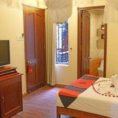 Отель Thien Thanh Boutique Хойан комната для гостей фото 5