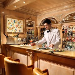 Hotel Splendide Royal Рим гостиничный бар