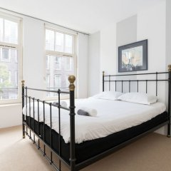 Отель Oud-West Area Apartments Нидерланды, Амстердам - отзывы, цены и фото номеров - забронировать отель Oud-West Area Apartments онлайн комната для гостей фото 2