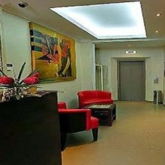 Отель Hôtel & Restaurant Farid интерьер отеля фото 3