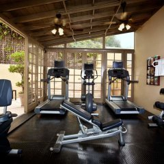 Отель Courtyard Los Angeles Century City Beverly Hills фитнесс-зал фото 2