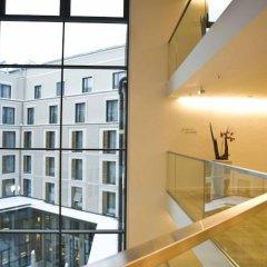 Отель INNSIDE by Meliá Dresden Германия, Дрезден - 2 отзыва об отеле, цены и фото номеров - забронировать отель INNSIDE by Meliá Dresden онлайн балкон