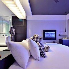 Отель Foto Hotel Таиланд, Пхукет - 12 отзывов об отеле, цены и фото номеров - забронировать отель Foto Hotel онлайн комната для гостей фото 2