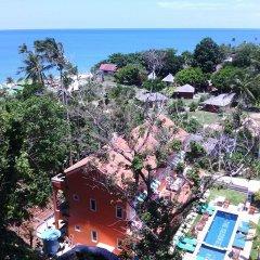 Отель Private lodge beachside Lamai Samui Таиланд, Самуи - отзывы, цены и фото номеров - забронировать отель Private lodge beachside Lamai Samui онлайн пляж