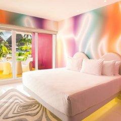 Отель Temptation Cancun Resort - Adults Only 5* Стандартный номер с различными типами кроватей фото 6