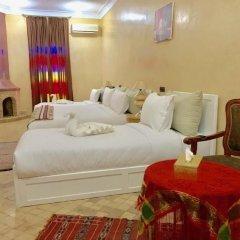 Отель Riad Koutoubia Royal Marrakech Марокко, Марракеш - отзывы, цены и фото номеров - забронировать отель Riad Koutoubia Royal Marrakech онлайн комната для гостей фото 4