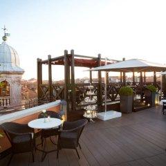 Отель Starhotels Splendid Venice Венеция бассейн