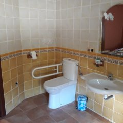 Отель Complejo Recreativo Baños del Sagrario ванная фото 2
