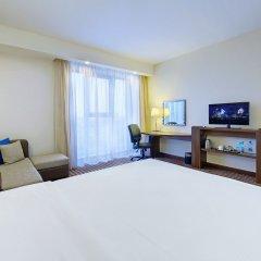Гостиница Hampton by Hilton Волгоград Профсоюзная комната для гостей фото 5