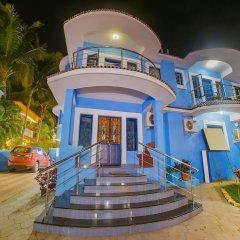 Отель OYO 28197 Diego Villa Guest House Гоа вид на фасад