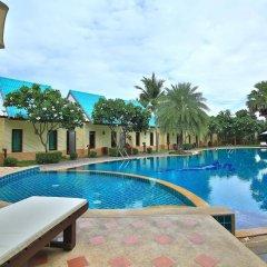 Отель The Green Beach Resort бассейн фото 3