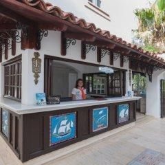 Comca Manzara Hotel интерьер отеля фото 2