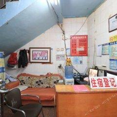 Yuefa Hostel интерьер отеля фото 3