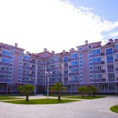 Гостиница Barkhatnye Sezony Aleksandrovsky Sad Resort вид на фасад фото 2