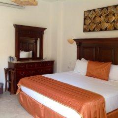 Отель Las Golondrinas Плая-дель-Кармен фото 6