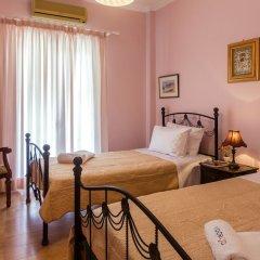 Отель Sidewalk Apartment Греция, Корфу - отзывы, цены и фото номеров - забронировать отель Sidewalk Apartment онлайн комната для гостей фото 3