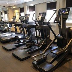 Отель Mandarin Oriental, Geneva Швейцария, Женева - отзывы, цены и фото номеров - забронировать отель Mandarin Oriental, Geneva онлайн фитнесс-зал