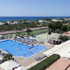 Hotel Club Sur Menorca Сан-Луис пляж фото 2