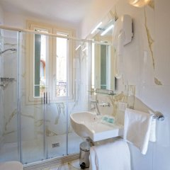 Отель Al Nuovo Teson Венеция ванная
